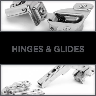 Hinges & Glides
