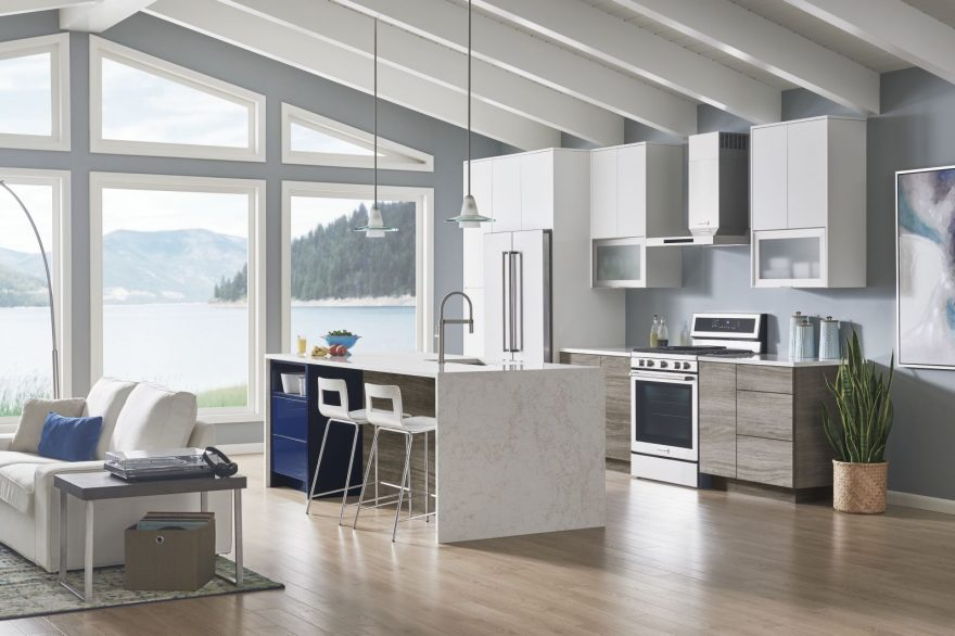 Serenade Cabinetry - Sleek Amplified